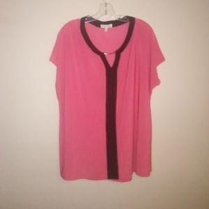 Faith and joy Women's short sleeve top size 3X